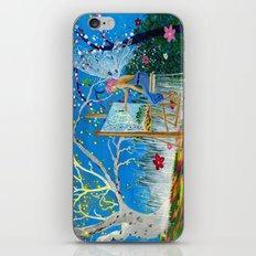 Fairy Artist iPhone & iPod Skin