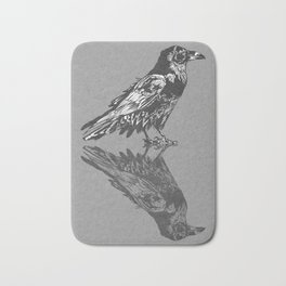 Raven Grey Bath Mat