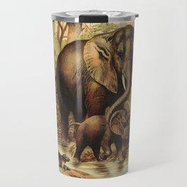 Elephantidae Travel Mug