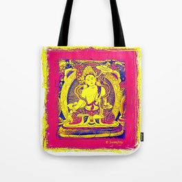 Thanka (3) Tote Bag