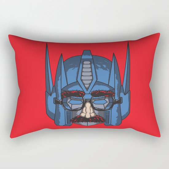 robot in disguies  Rectangular Pillow