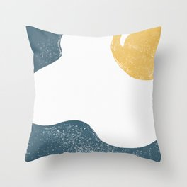 Sunny Side II Throw Pillow