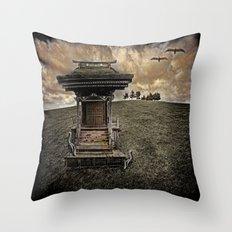 The Dream Throw Pillow
