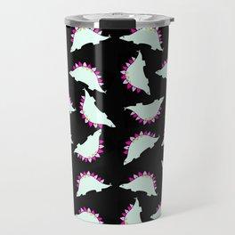 Stegosaurus Love Travel Mug