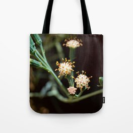 Balsamico flowers Tote Bag