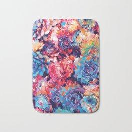 Fiona Floral Bath Mat