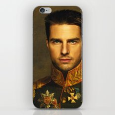 Tom Cruise - replaceface iPhone & iPod Skin