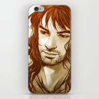 kili iPhone & iPod Skins featuring Kili by lorna-ka