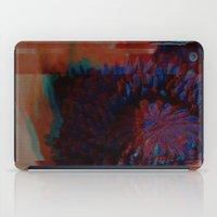 glitch iPad Cases featuring Glitch by Candy Black