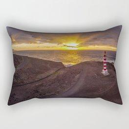 Faro de Punta Sardina Rectangular Pillow