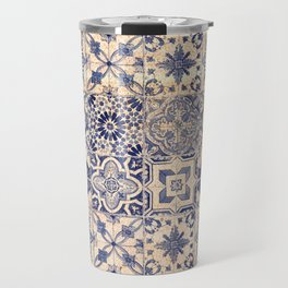 Ornamental pattern Travel Mug