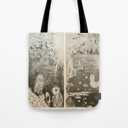 Under The Sea. Some things are better down where it's wetter take it from me Tote Bag