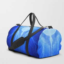 Vikings Valkyrie Wings of Protection Storm Duffle Bag