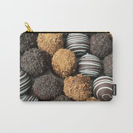 Truffle Chocoholic Fudge Mania Carry-All Pouch