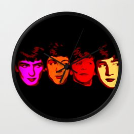 Fab Four | Pop Art Wall Clock