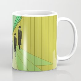 spies are everywhere Coffee Mug