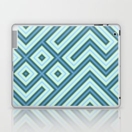 Square Truchets in MWY 01 Laptop & iPad Skin