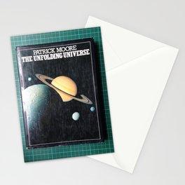 #261 The unfolding #Universe Stationery Cards