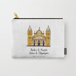 Basilica de Nuestra Senora de Chiquinquira Carry-All Pouch