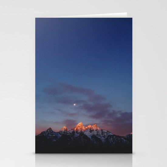 Teton Tips Stationery Cards