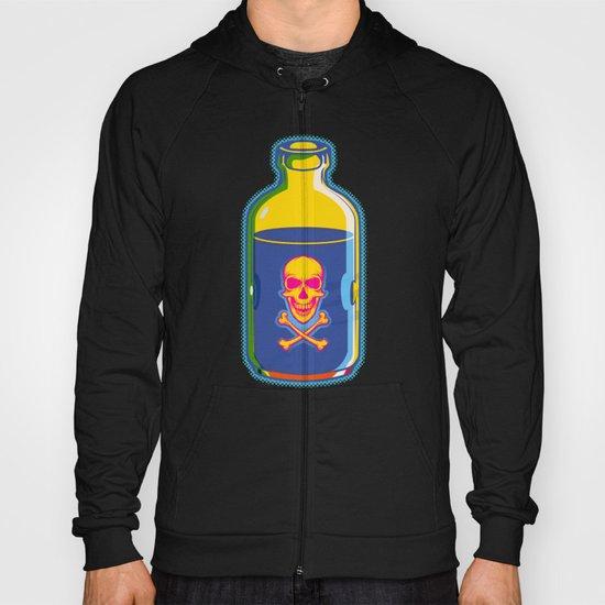 psychedelic poison bottle Hoody