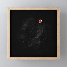Love Space Framed Mini Art Print