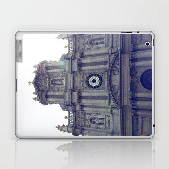 Eglise Saint Paul, Le Marais, Paris Laptop & iPad Skin