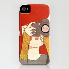 Behind The Lens iPhone (4, 4s) Slim Case