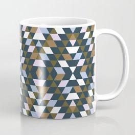 Native Diamond Triangle Pattern Coffee Mug