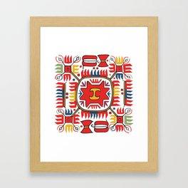 Shevica ~+~1 Framed Art Print