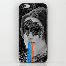 Lillah  iPhone & iPod Skin