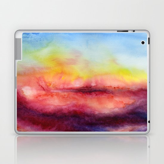 Kiss of Life Laptop & iPad Skin