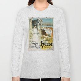 French opera ad Greek myth Helle 1896 Long Sleeve T-shirt