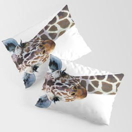 Giraffe Pillow Sham