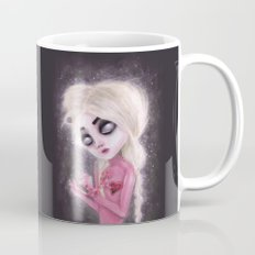 lost forever in a dark space Coffee Mug