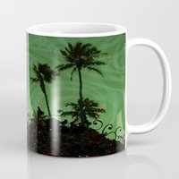 zappa Mugs featuring Coqueiros by img forest
