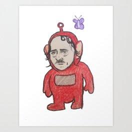 Trolltubbies Art Print