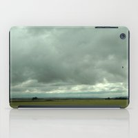 spain iPad Cases featuring Spain Countryside by Rosie Brown