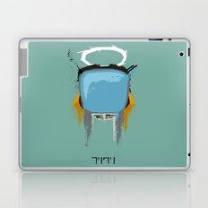 The Robot Laptop & iPad Skin