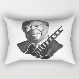 King of Blues, BB King Rectangular Pillow