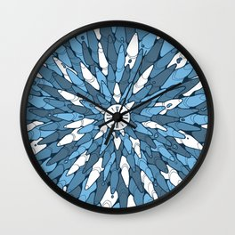 Roches #3 Wall Clock