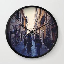 Rambla Wall Clock
