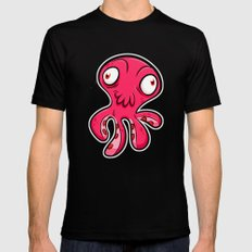 Squiddy! Mens Fitted Tee X-LARGE Black