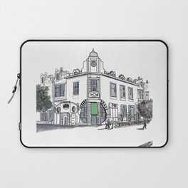 street of the old town / artwrk Laptop Sleeve