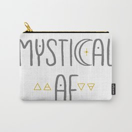 Mystical AF Carry-All Pouch