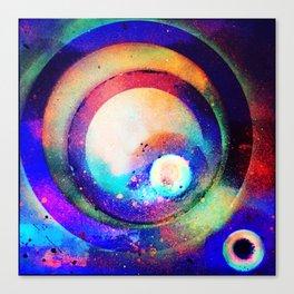 Jupiter's Atmosphere  Canvas Print