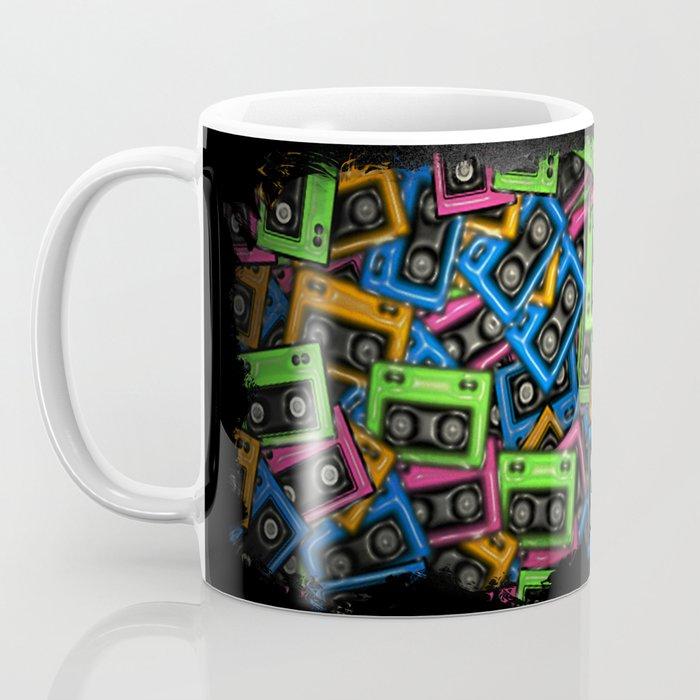 Cassete Coffee Mug