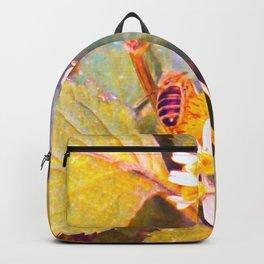 Bee and Bokeh Backpack