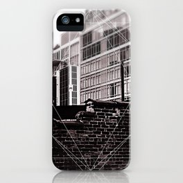 NYC Grids, no. 7 iPhone Case