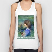 alice Tank Tops featuring Alice by Iris V.